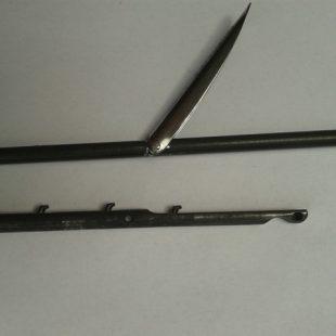 STRIJELA ROB ALLEN 6,6 mm. KUKICE-1268