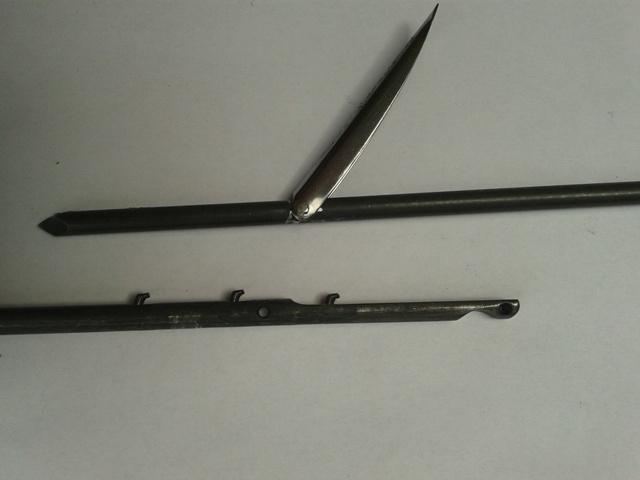 STRIJELA ROB ALLEN 6,3 mm. KUKICE-1270